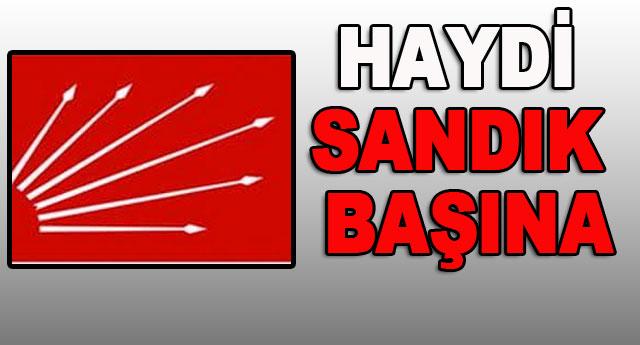CHP\'de adaylar seçiliyor