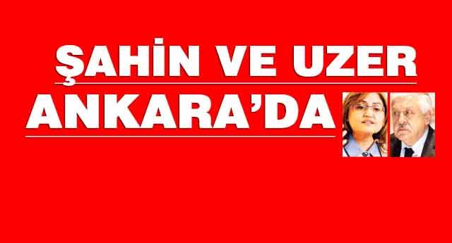 Ankara\'ya neden gittiler ?