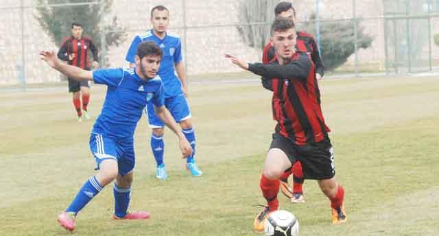 Derbiyi Büyükşehir kazandı 3-1
