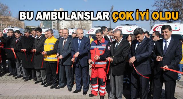 Kaç ambulans geldi