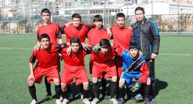 Mahmut Fehime Güleç ezdi geçti 6 – 0