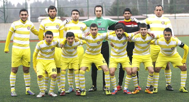 Sosyal Hizmetler Karşıyaka'ya patladı 6 – 3