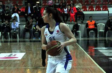 Kayseri Kaskisporda yeni transfer Salopek 6 sayı attı
