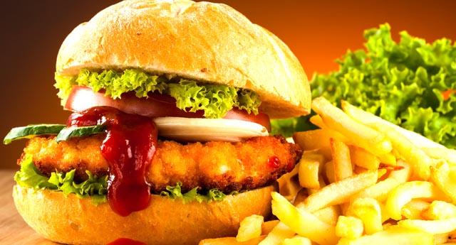 Fast Food böbrekleri vuruyor