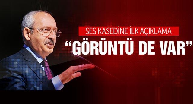 Kılıçdaroğlu\'nun ilk ses kaydı yorumu