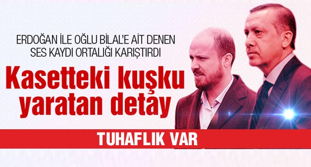 Ankara\'da olduğunu söylüyor ama ?