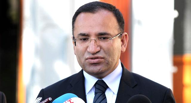Adalet Bakanı\'ndan flaş açıklama