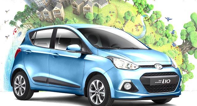 LPG'li Hyundai Yeni i10 satışta