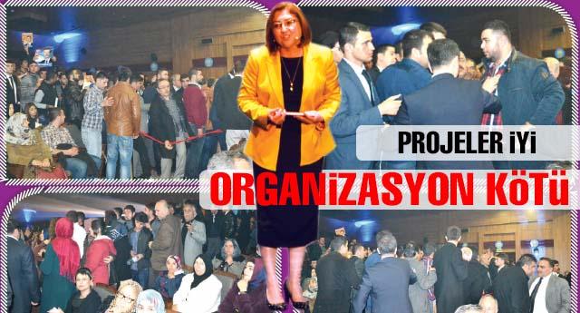 Fatma Şahin, seçilmesi durumunda Gaziantep için kaç proje hazırlıyor?