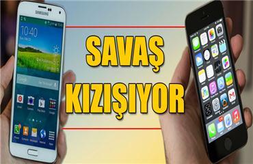 Samsung, Galaxy S5 ile iPhonea savaş açtı