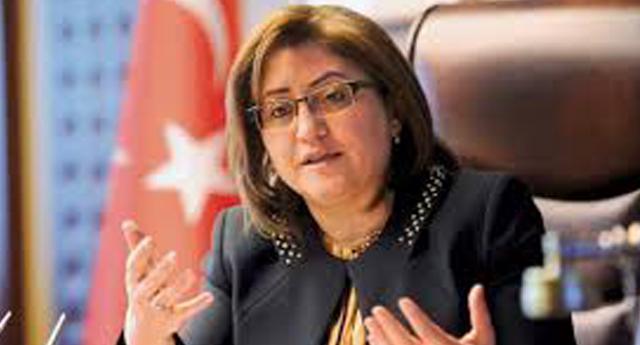 Gaziantep Kulübü\'nün  ilk konuğu Fatma Şahin