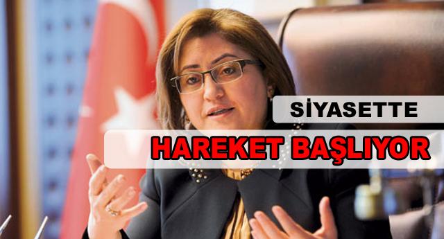 Gaziantep Kulübünün konuğu Fatma Şahin
