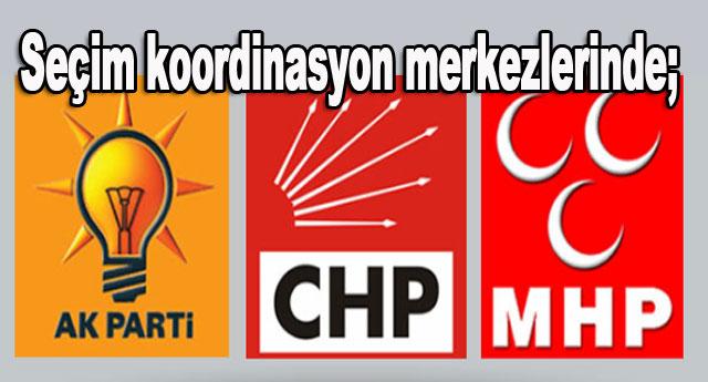 Rekor AK Parti'de