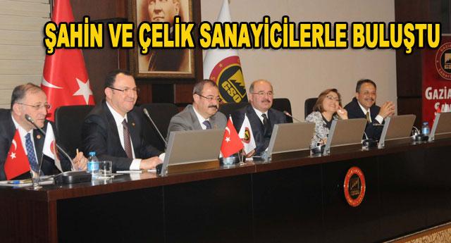Geleceğin Gaziantep'ini hazırlıyoruz
