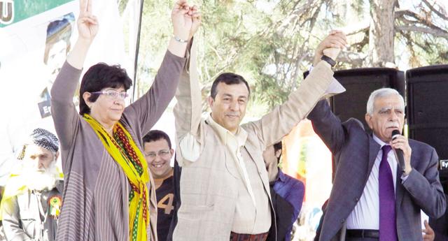 BDP'den Gaziantep çıkarması