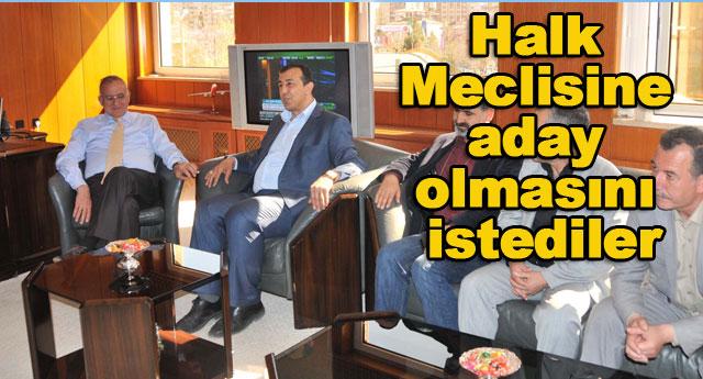 BDP'den Güzelbey'e ziyaret