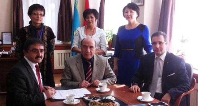 Kazakistan'a çıkartma yaptılar