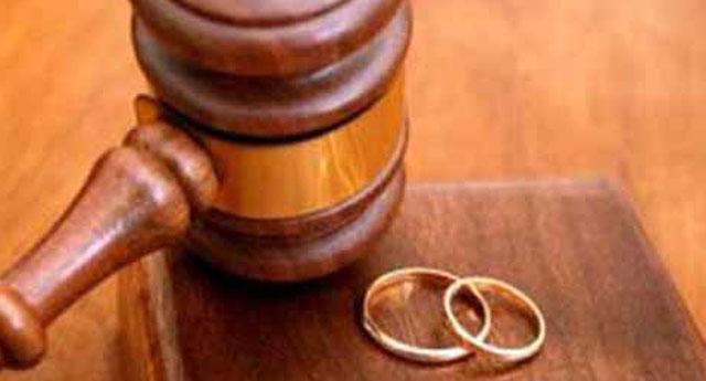 Evlenen azalıyor  boşanan çoğalıyor