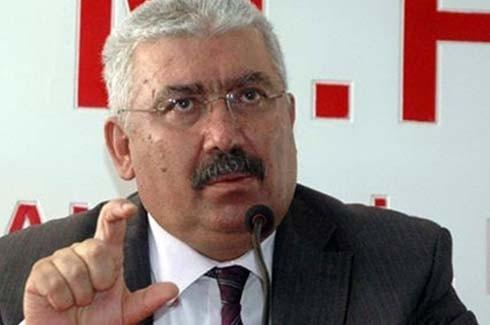 MHP'li Yalçın'dan eleştiri