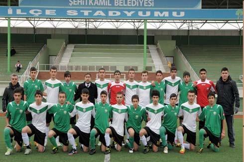 Şampiyon Şehitkamil Belediyespor