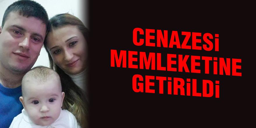Bitlis şehidinin cenazesi memleketi Gaziantep'e getirildi