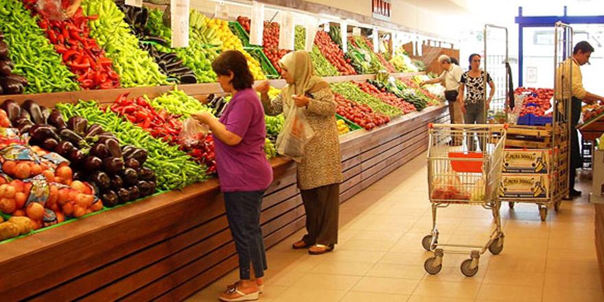 Markette tüketici güveni paniği çıktı