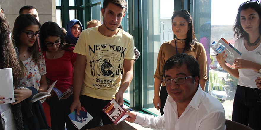Kalyoncu'da öğrencileri alıştırma semineri