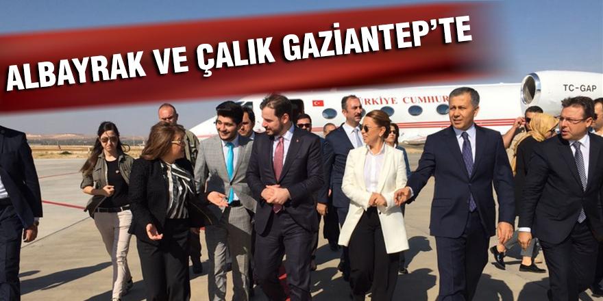 Albayrak ve Çalık Gaziantep'te