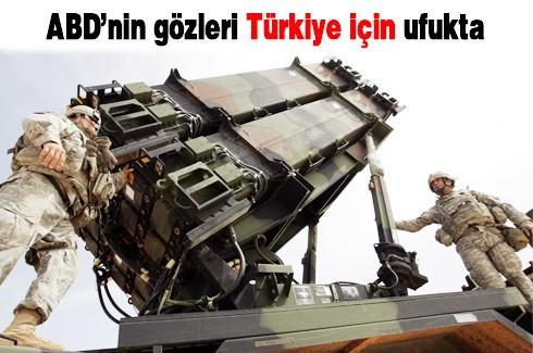 ABD'nin gözleri Türkiye için ufukta
