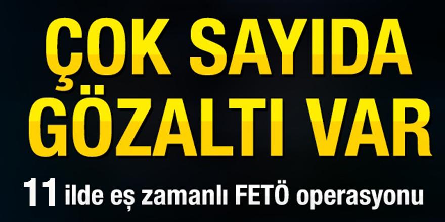Aralarında Gaziantep'te var!