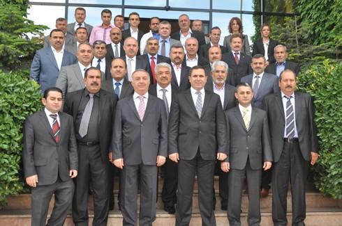 Borsa'da patron Tiryakioğlu