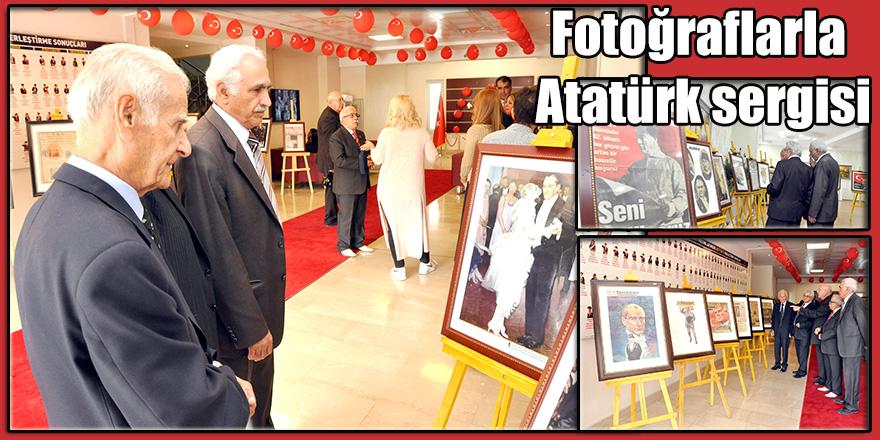 Fotoğraflarla Atatürk sergisi