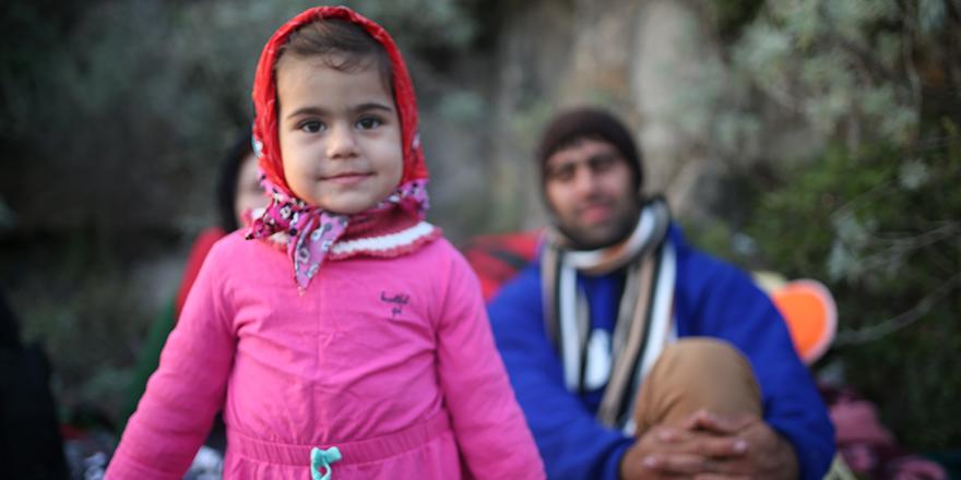 Mülteci çocukların sağlığı masaya yatırılacak