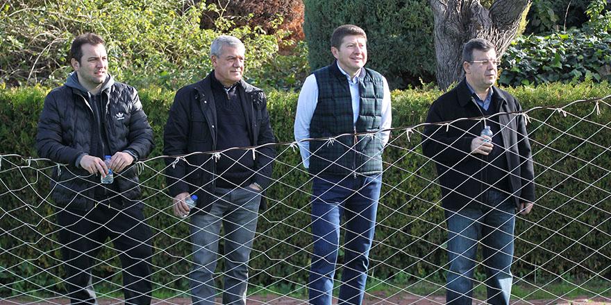 Yöneticiler Antalya'da