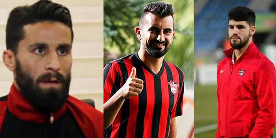 Gaziantepspor'da şok karar