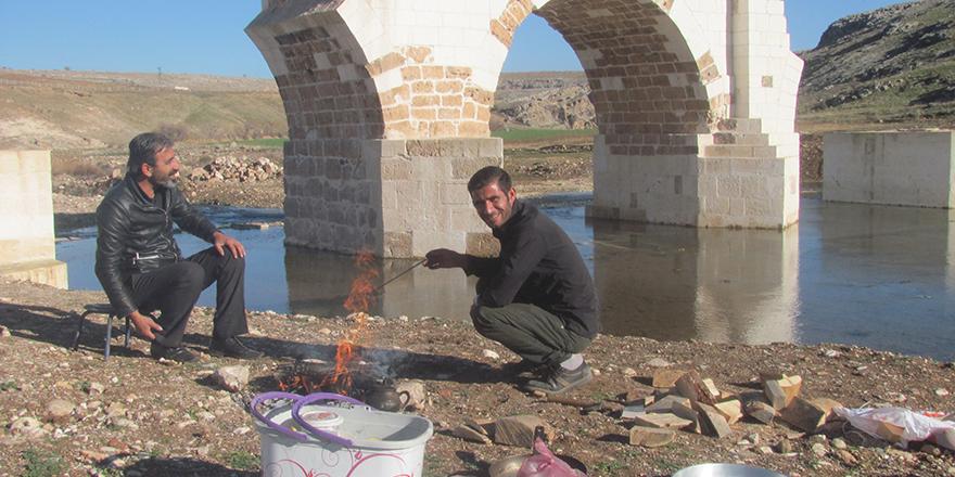 Tarihi köprü restore edildi