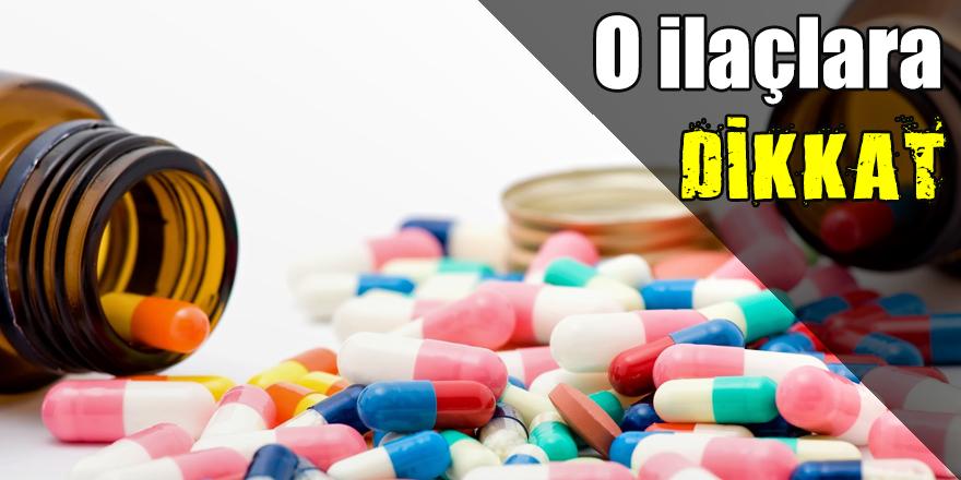 Grip ve ateşli hastalıklarda kullanılan o ilaçlarda kısırlık şüphesi