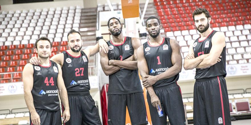 Gaziantep Basketbol'un yıldızları destek bekliyor