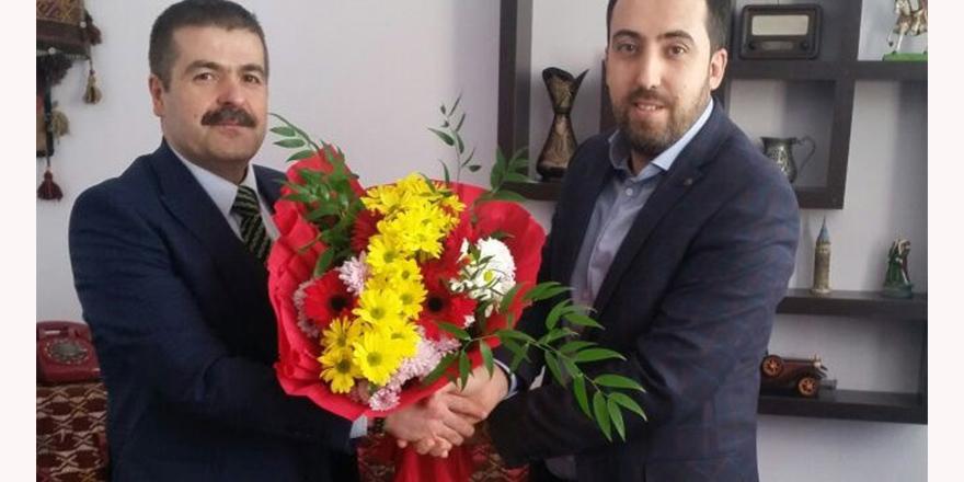 AK Parti Şahinbey'de görev değişimi