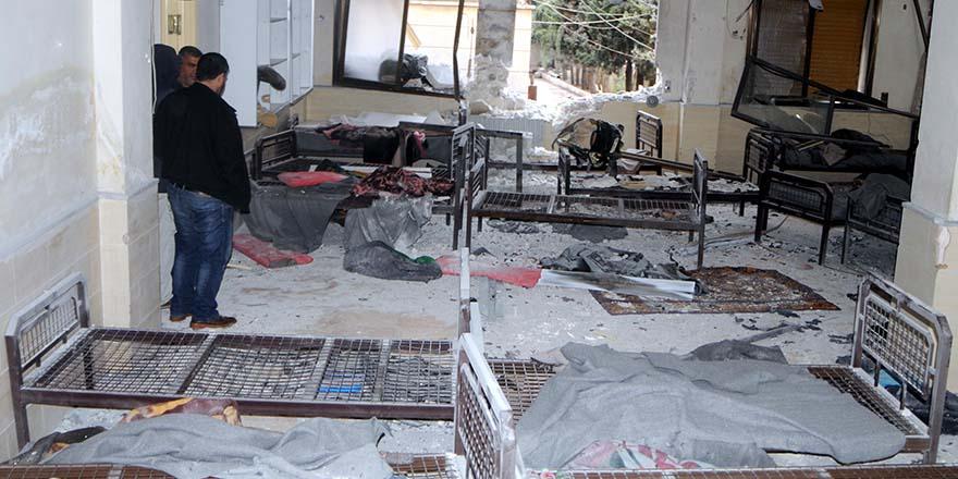 El Bab'da bombalı saldırı: 1 ölü, 5 yaralı