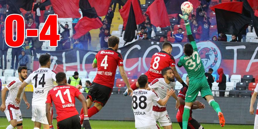 Kazanan da kaybeden de GAZİANTEP