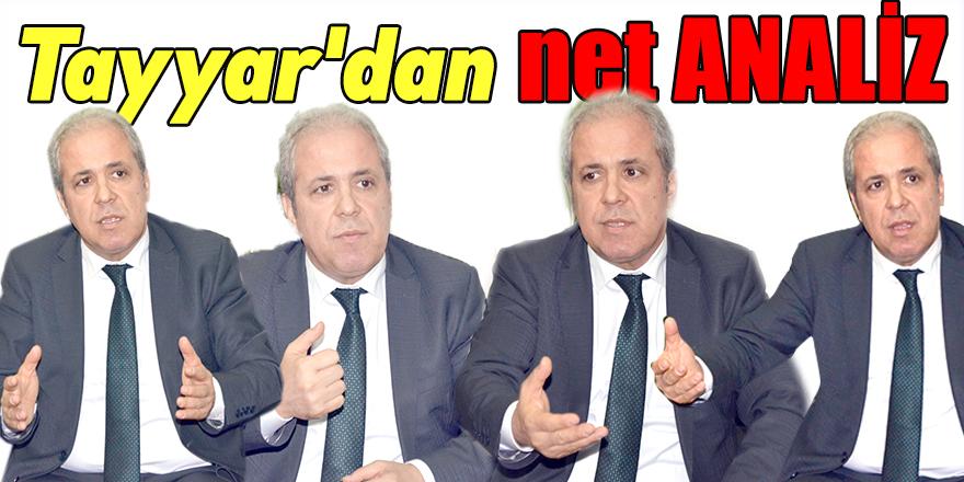 Tayyar'dan net ANALİZ