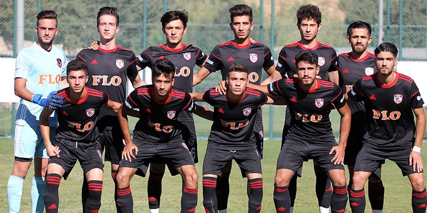 Gençler Bolu'yu geçti 2 – 1
