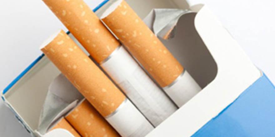 Sigara paketlerine 'tek tip' uygulaması