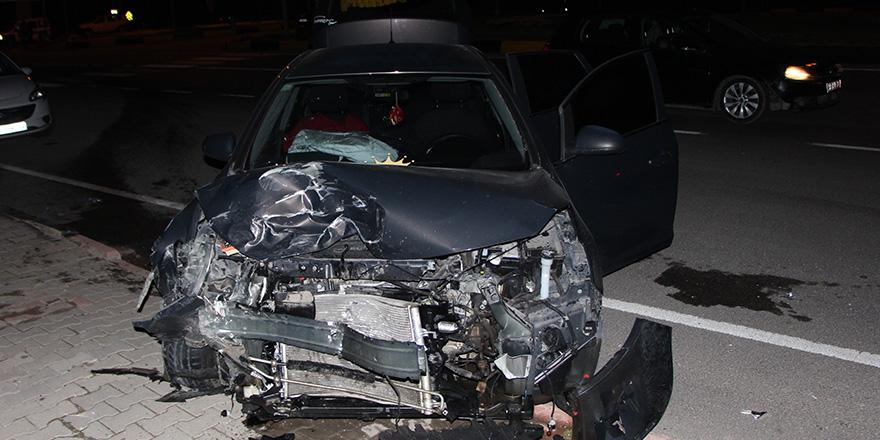 Üniversite öğrencisi kaza kurbanı