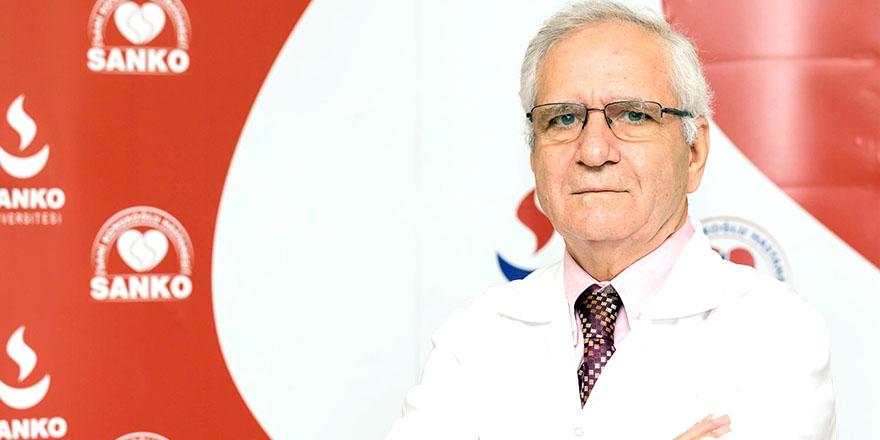 Prof. Vardar hasta kabulüne başladı