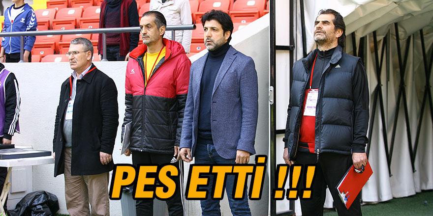 PES ETTİ !!!