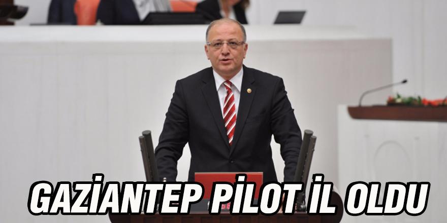 Gaziantep pilot il oldu