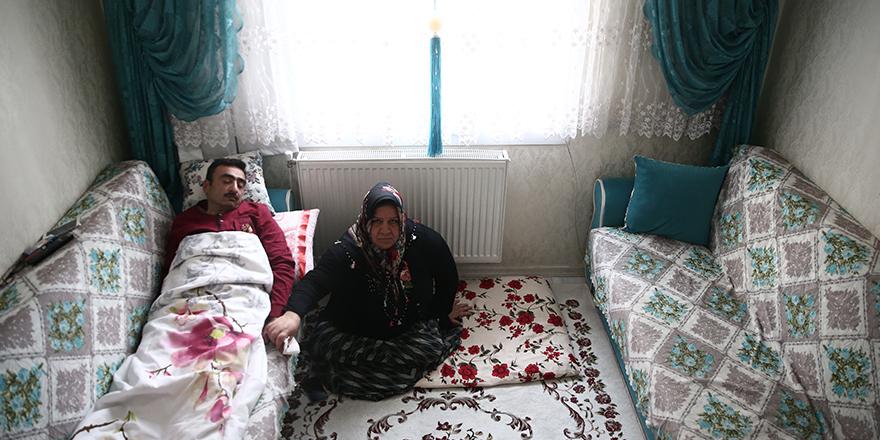 Engelli çift ev istiyor
