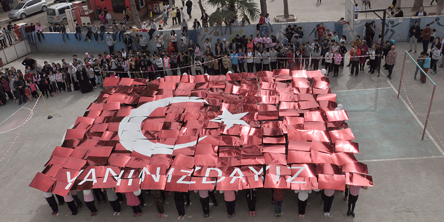 Mehmetçiğe destek